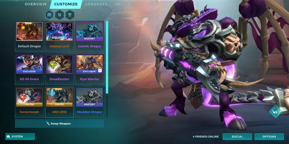 Buy Paladins Accounts - Paladins Account For Sale - IGVAULT