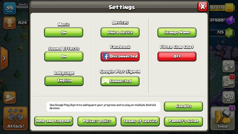 how to sell coc account iphone