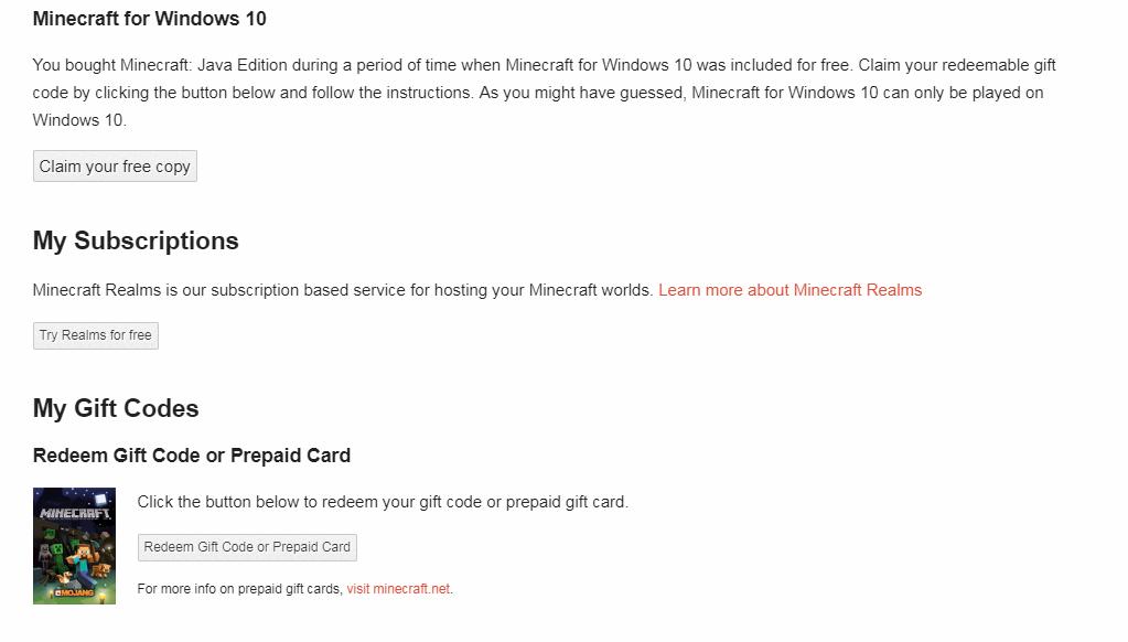 Minecraft Java Edition-Minecraft Java Edition, Full Access +