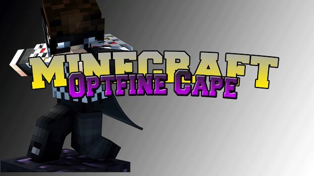 Minecraft Java Edition-Minecraft Premium OptiFine CAPE+